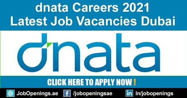 Latest Job Openings from dnata careers 2021
